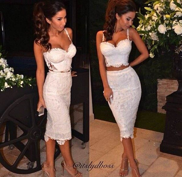 top crop tops sexy white skirt white dress lace dress lace cute dress cute party set two-piece two-piece midi skirt lace dress dress two-piece bustier bodycon dress midi dress lacey dress itslydboss white bustier two-piece knee length bodycon sexy dress top keen length dress two-piece two-piece two-piece knee length dress maries boutique white lace dress two piece dress set pencil skirt