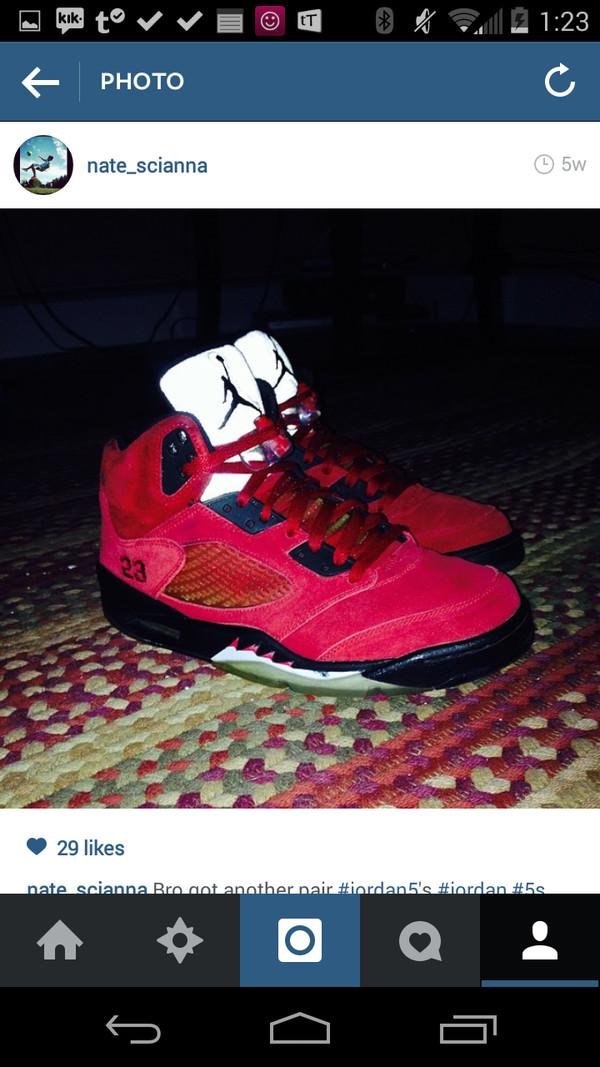 shoes jordan 5