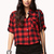 Cool Girl Checkered Shirt | FOREVER21 - 2059903319