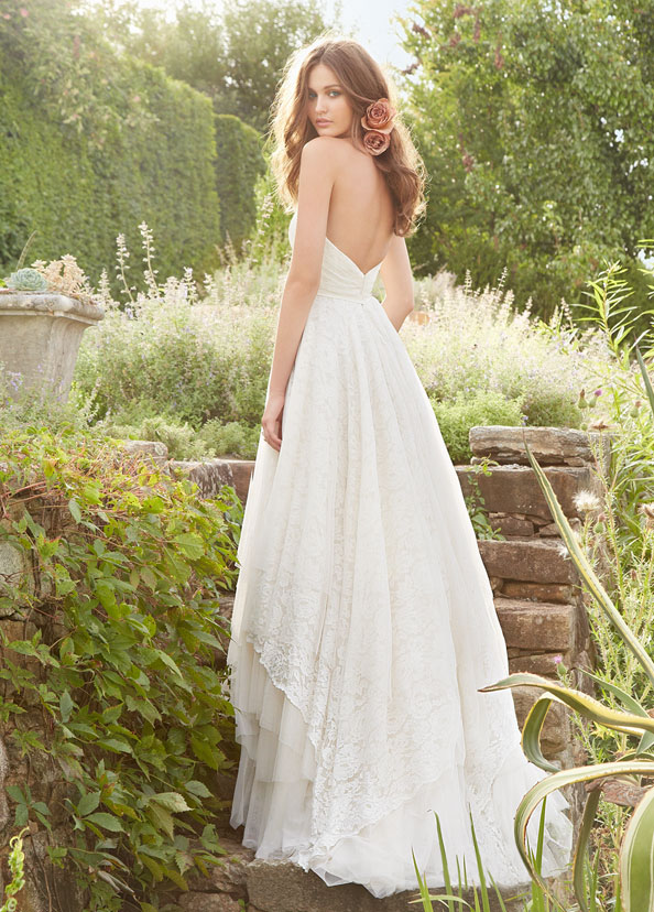 Bridal Gowns, Wedding Dresses by Blush - Style 1350