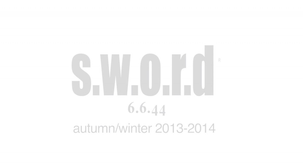 Video FW 13/14 - S.W.O.R.D 6.6.44