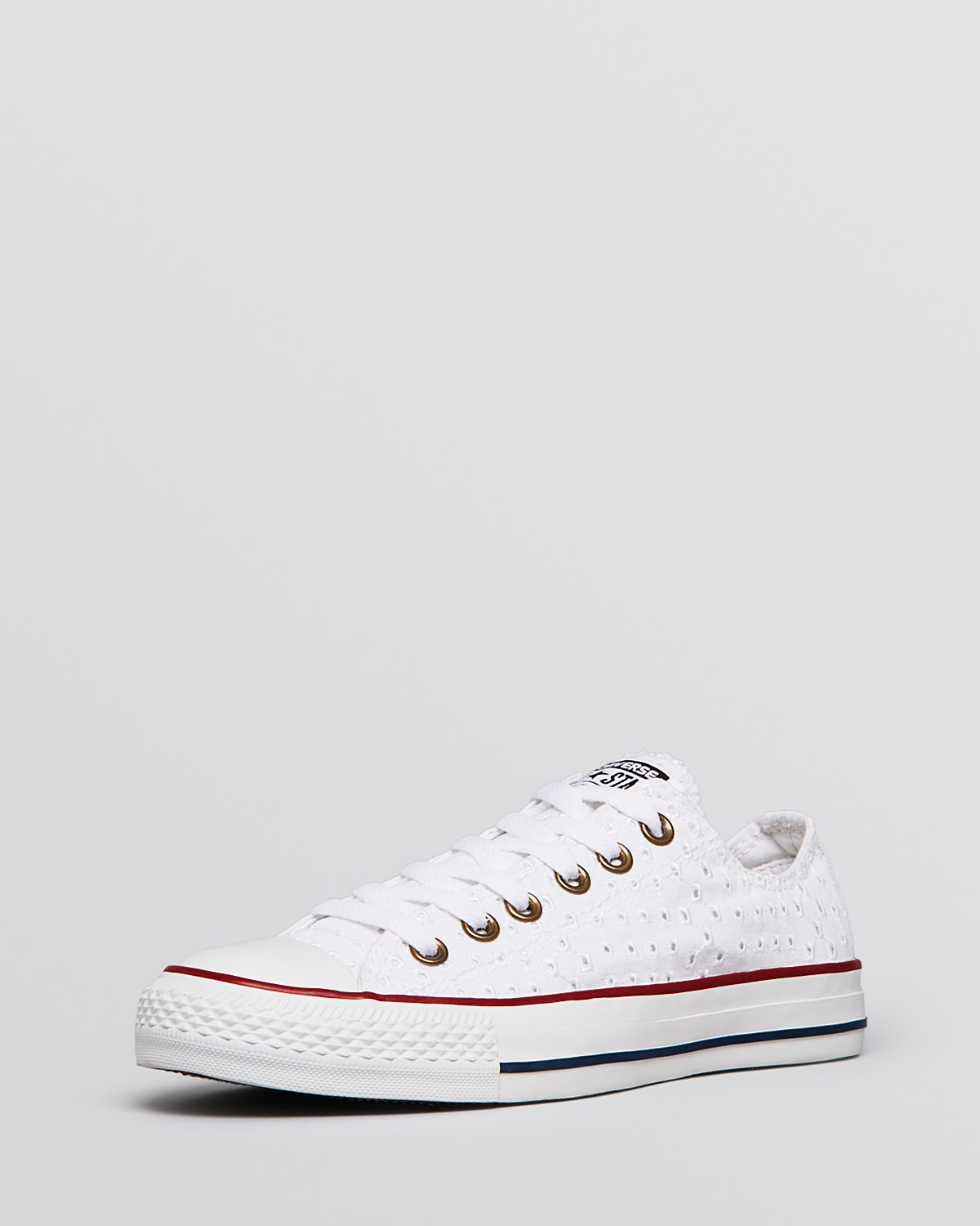 Converse Lace Up Low Top Sneakers - Chuck Taylor All Star | Bloomingdale's
