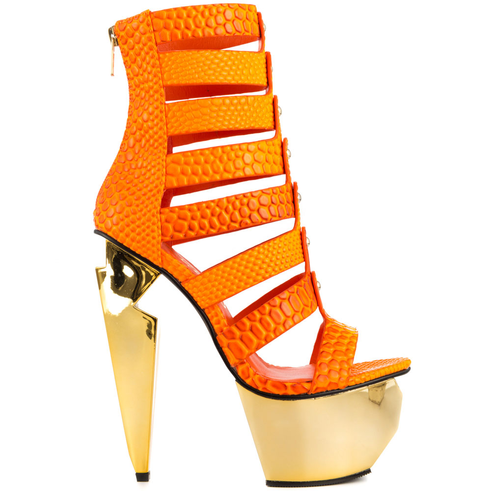 Stromy - Orange, Privileged, 129.99, FREE 2nd Day Shipping!