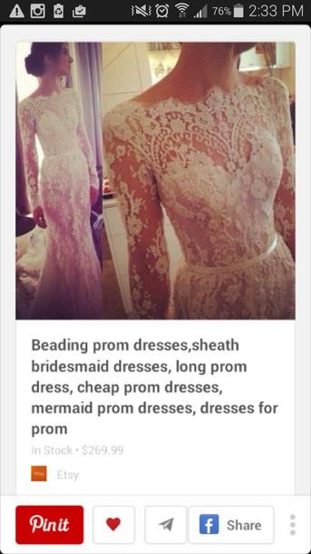 dress lace dress white dress wedding dress long dress