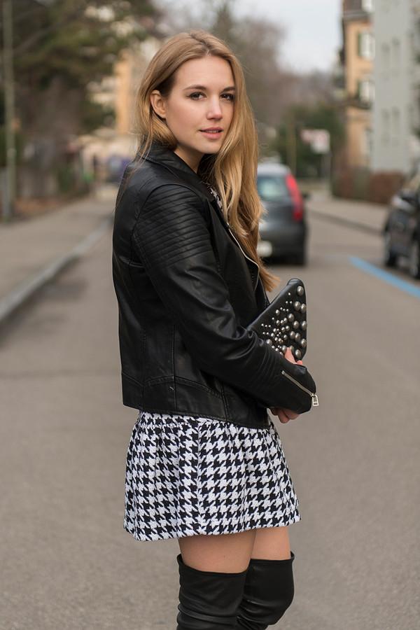 fashion gamble dress shoes bag jacket