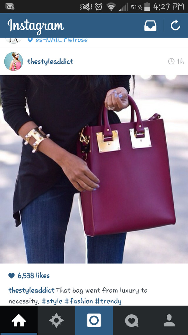 bag purple handbag purse burgundy dope classy girls wear pearls gold sexy date outfit clubwear blouse