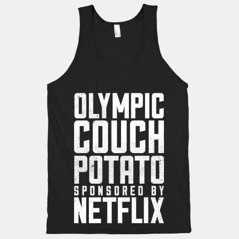 Olympic Couch Potato | HUMAN | T-Shirts, Tanks, Sweatshirts and Hoodies