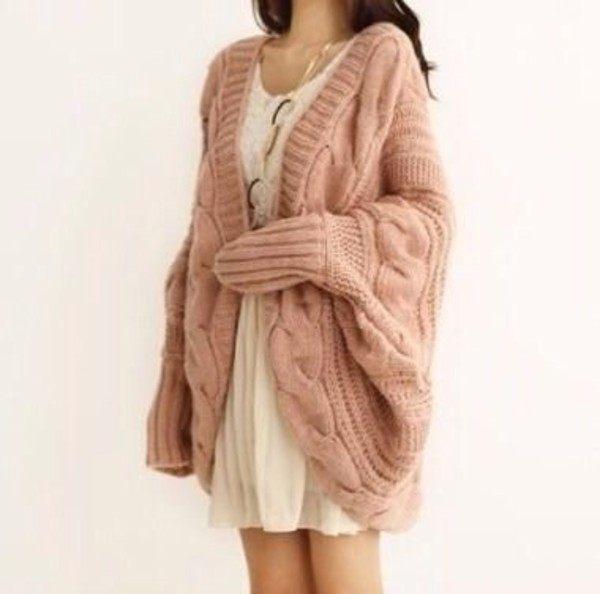 coat knitted cardigan cable knit oversized cardigan chunky cardigan cuddle