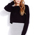 Cozy Cropped Sweater   FOREVER21 - 2000074098