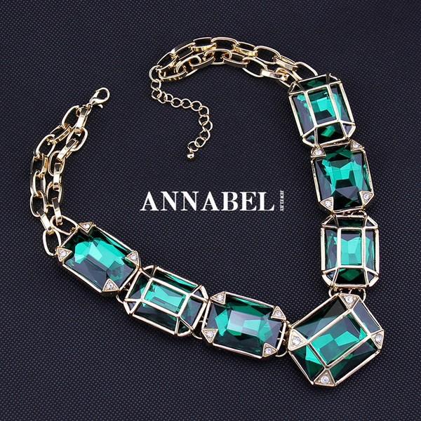jewels aliexpress statement necklace necklace rhinestones