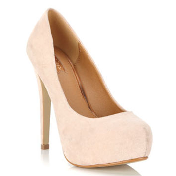 Sassy Nude Court - Shoes - Sale & Offers on Wanelo