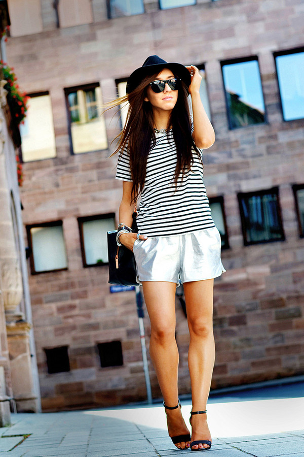 flirting with fashion shirt shorts shoes bag hat jewels sunglasses
