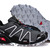 Mens Salomon Speedcross 3 Outdoor Athletic Running Sports Shoe black grey silver