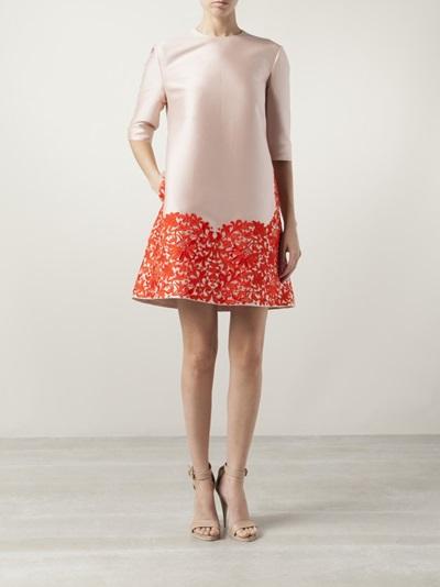 Stella Mccartney Shift Dress - Tessabit - Farfetch.com