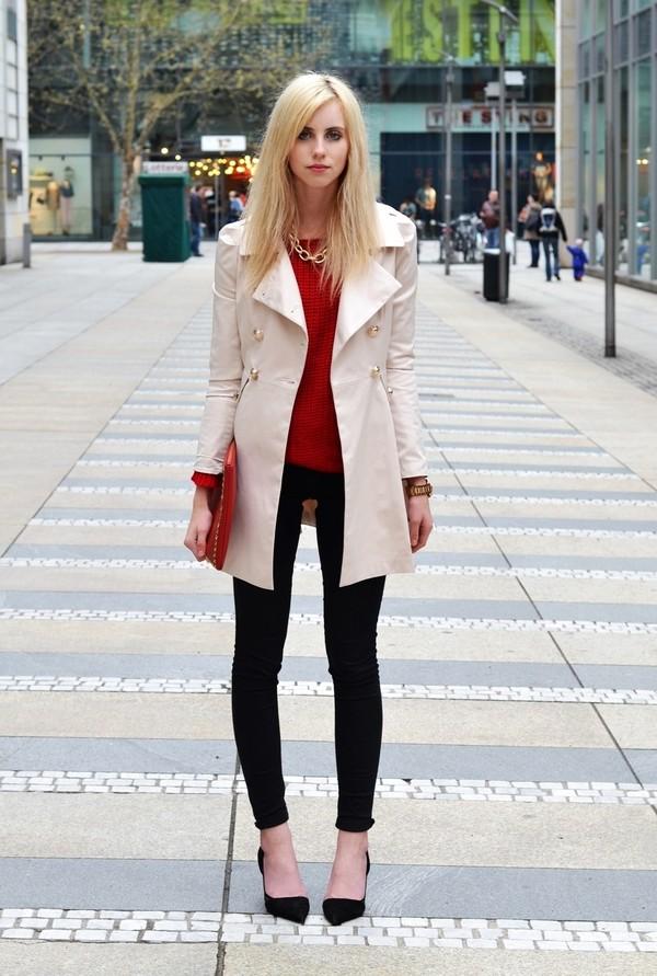 vogue haus sweater coat shoes bag jewels