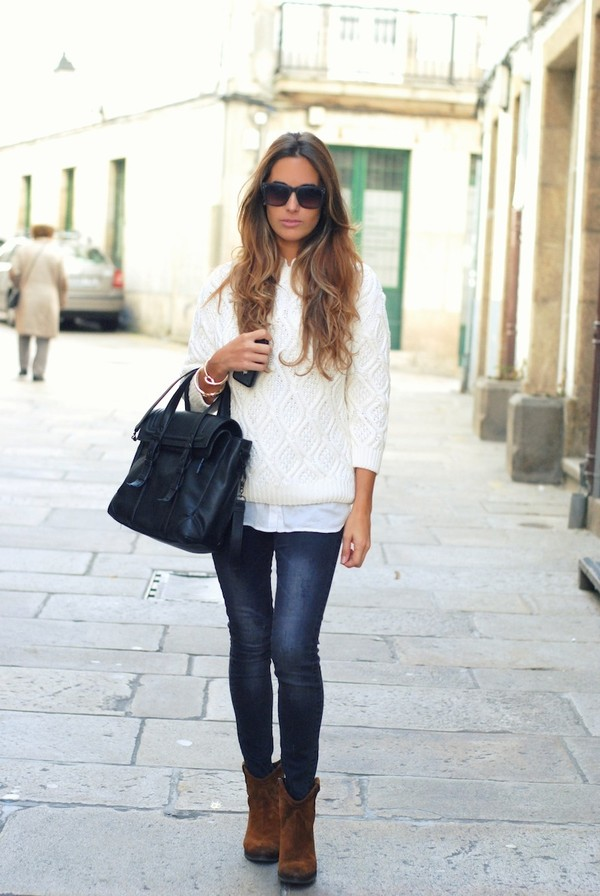 stella wants to die shoes jeans jewels sweater bag sunglasses