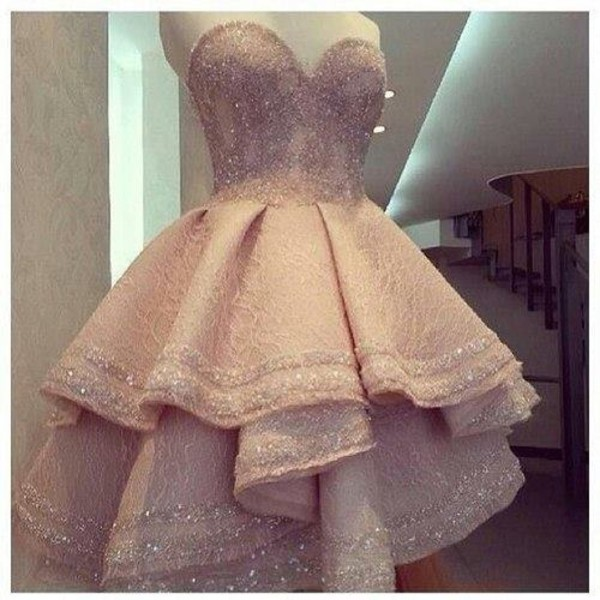 dress prom dress prom gown prom backless prom dress short prom dress pink dress short homecoming dress homecoming homecoming dress sweetheart dress sweetheart neckline sparkle sparkly dress pink sequins party dress nude dress strapless dress