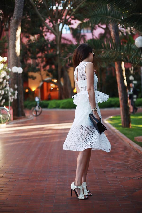 style scrapbook sunglasses jewels bag shoes dress