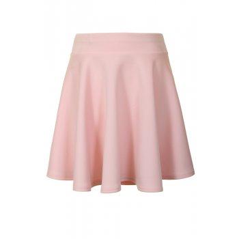 Glamorous P&d Skater Skirt Pixie Diamond Pink - Glamorous from Resurrection UK