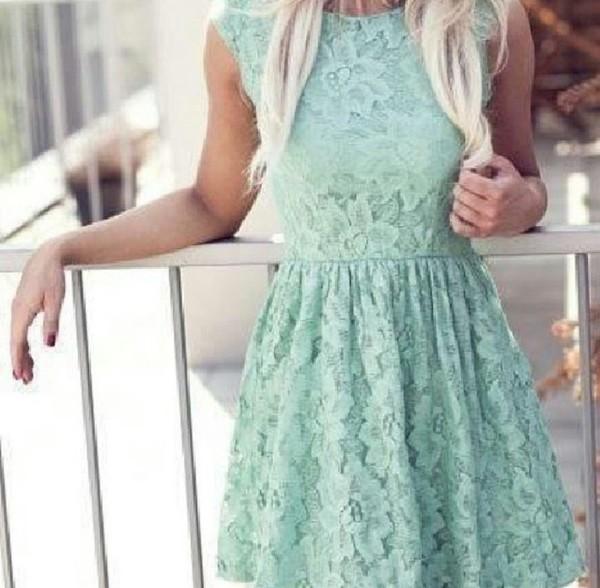 dress blue dress lace dress blue