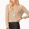 Favorite cable cropped sweater | forever21 - 2000112049