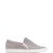 Huntington slip-on quilted sneaker in grey by tabitha simmons - moda operandi