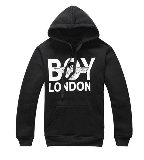 Boy London Eagle Signature Hoodie Black [Boy London Hoodie] - $42.00 : Affliction clothing sale online,wholesale Affliction clothing online, Affliction clothing