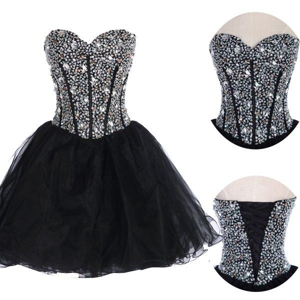 Sexy Women Formal Homecoming Prom Ball Gown Cocktail Short Party Evening Dresses   eBay