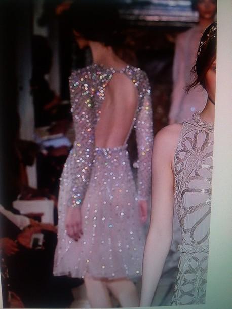 dress sparkle amazing stunning dress prom dress elegant formal dress party dress