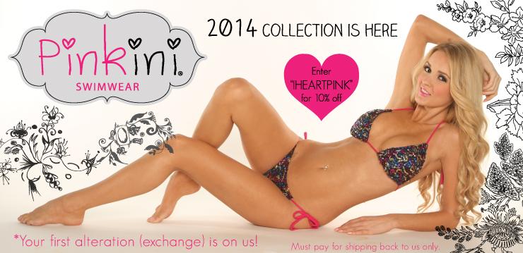 Pinkini Swimwear — Home