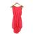 Women Chiffon Sleeveless Dress Paillette Shoulder Slim Irregular One Piece Dress | eBay
