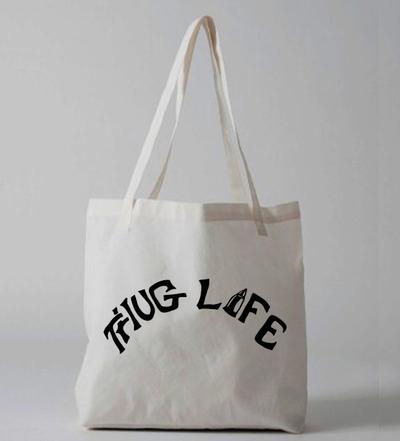 Tupac Thug Life Tote bag · Luxury Brand LA · Online Store Powered by Storenvy