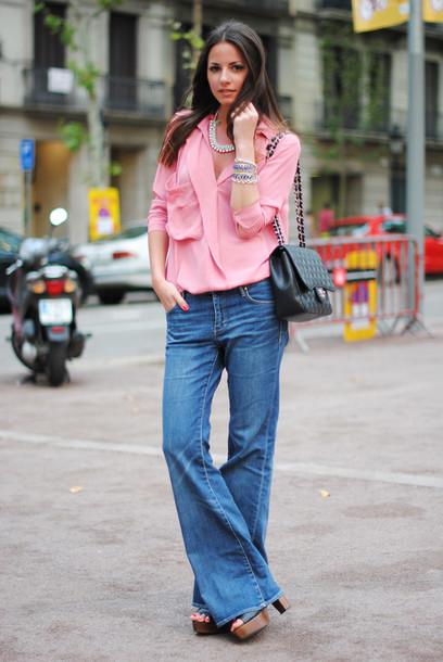 fashion vibe bag shoes jeans shirt jewels t-shirt