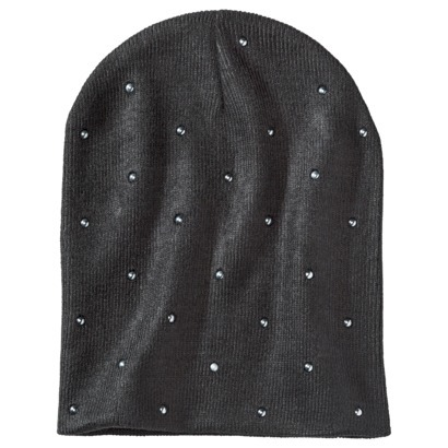 Mossimo Supply Co. Beaded Beanie - Black : Target