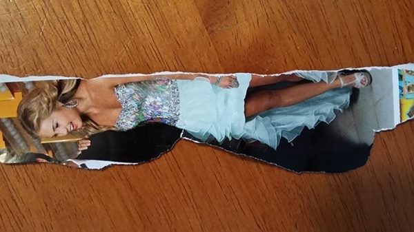 dress prom dress high-low dresses strapless dress ice blue prom dress