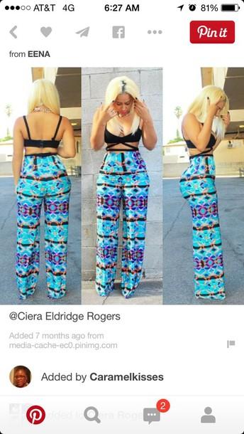 pants ciera rogers