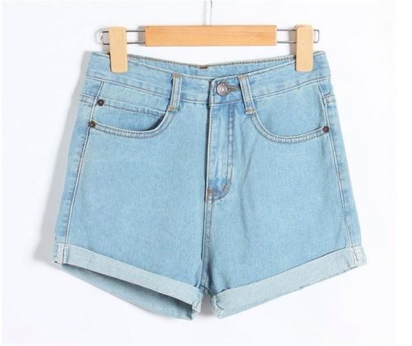 shorts denim shorts blue shorts