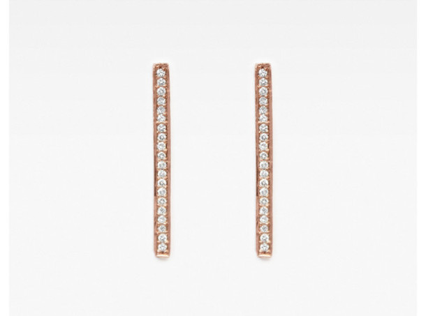 jewels earrings rhinestones minimalist jewelry