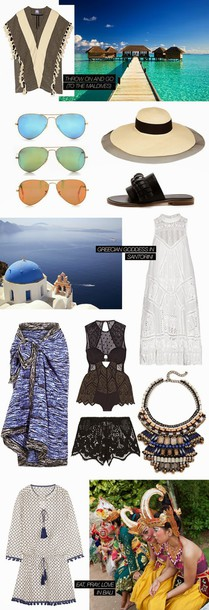 this time tomorrow blogger shorts white dress summer outfits bodysuit panama flats necklace blue skirt hat shoes dress swimwear jewels