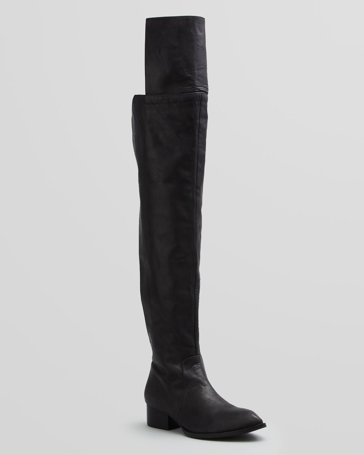Jeffrey Campbell Over The Knee Boots - Backside   Bloomingdale's