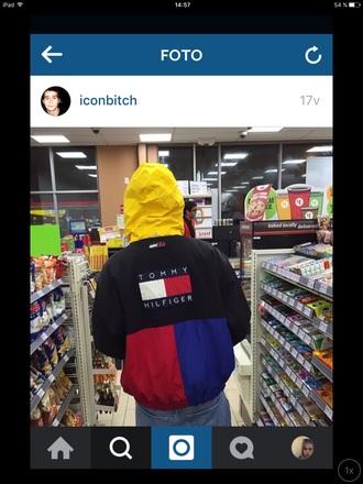 jacket tommy hilfiger tommy hilfiger jacket tumblr shop