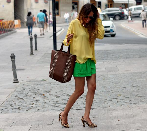 rebel attitude shorts shirt shoes bag t-shirt jewels naf naf