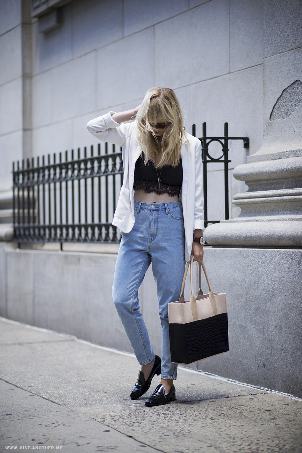 BACK IN THE CITY | Just Another Fashion Blog