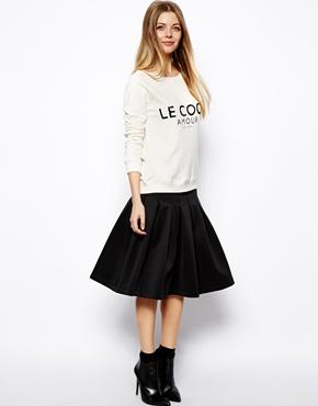 Midi skirts   A-line skirts, calf length skirts   ASOS