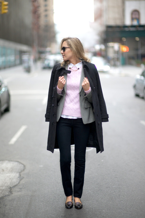 the classy cubicle sweater jacket shoes shirt jeans coat t-shirt jewels sunglasses