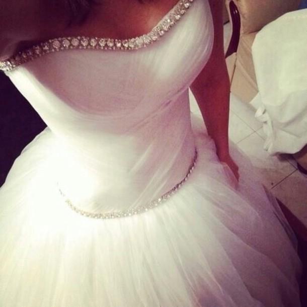dress bridal gown