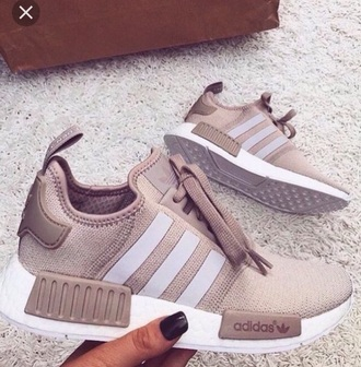 shoes adidas shoes nmb nude pink