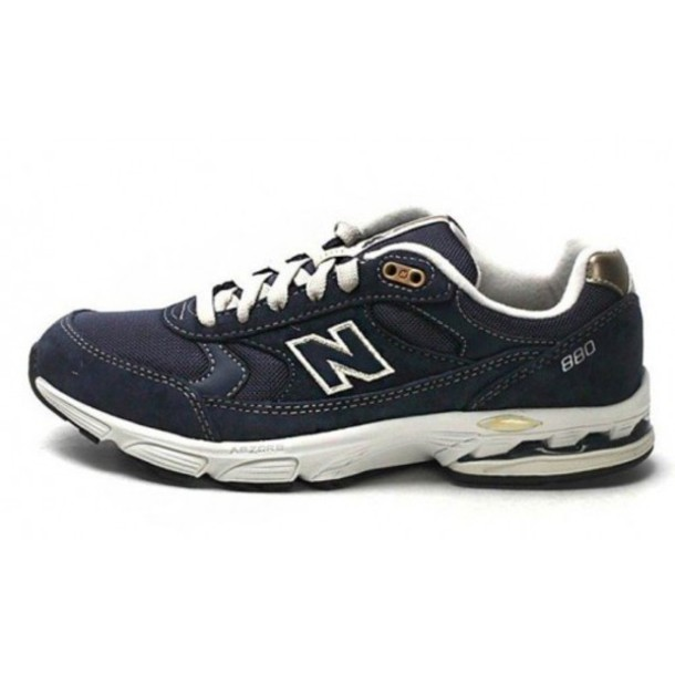 shoes new balance mw880dn mens running shoes sneakers blue
