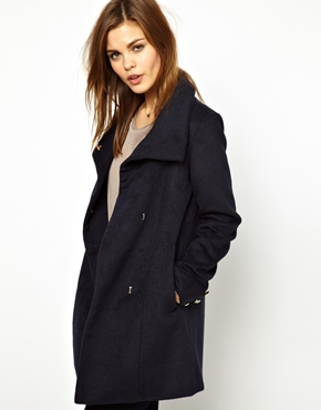 A Wear | A Wear Funnel Coat at ASOS