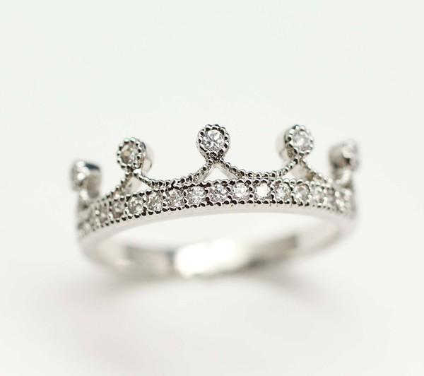 jewels crown ring jewelry